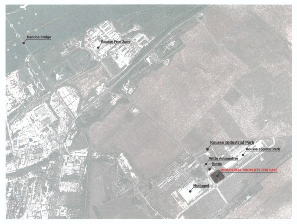 Industrial property for sale in Ruse city IBG REAL ESTATE