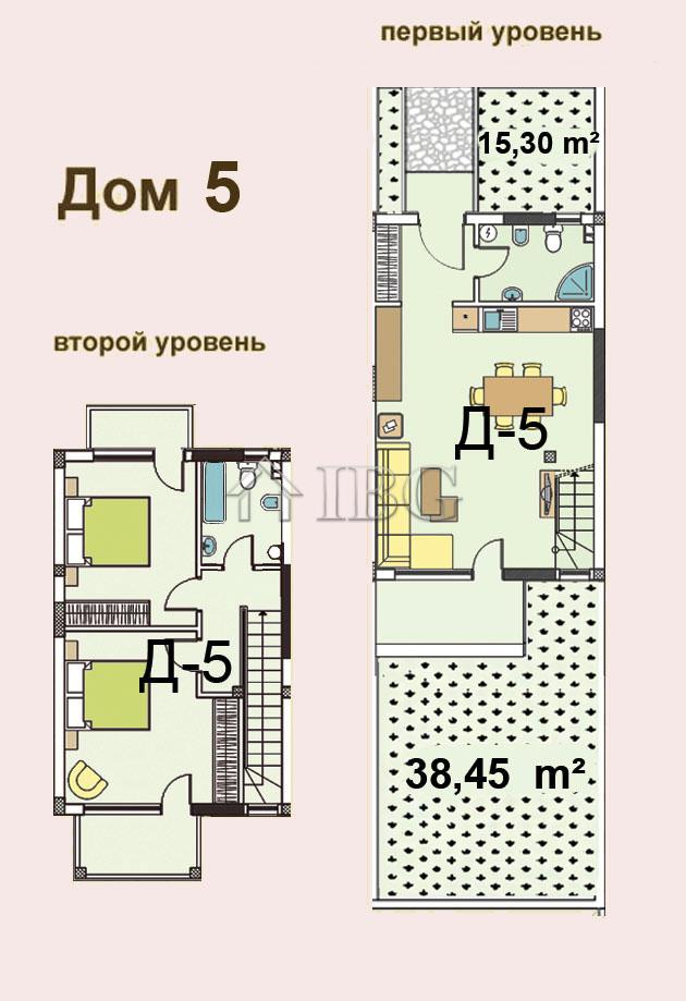100 Floors Stage 54