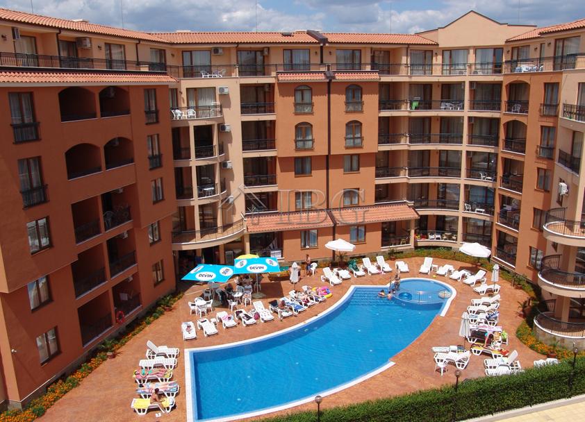 Apart-hotel SUNRISE Sunny beach