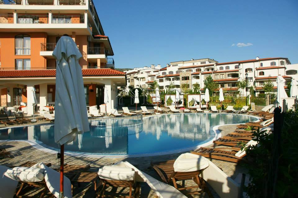 Luxury beachfront apartments in Coastal Dreams, Sveti Vlas