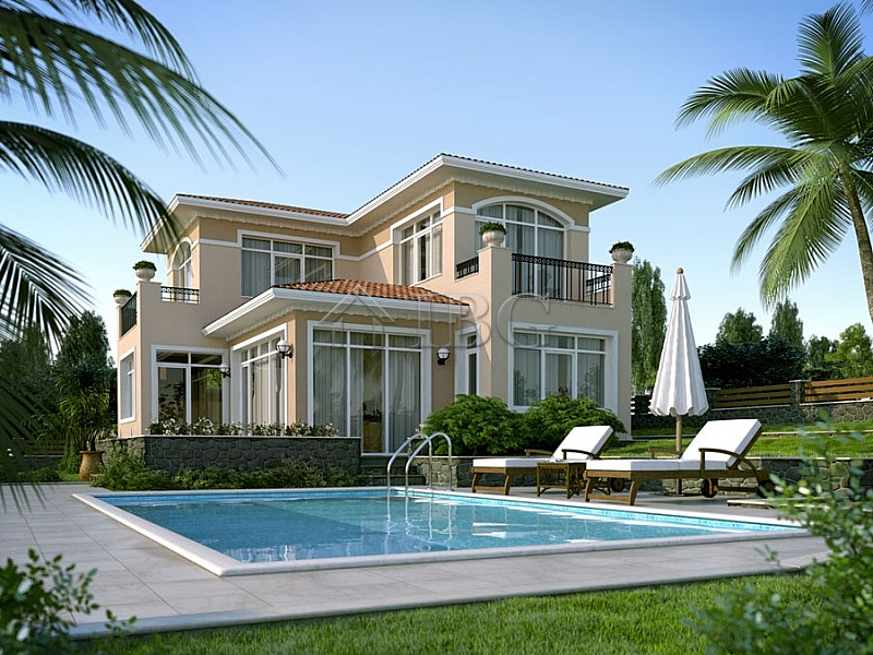 Villa Vanilla Luxury House Near Sea And Mountain Ibg