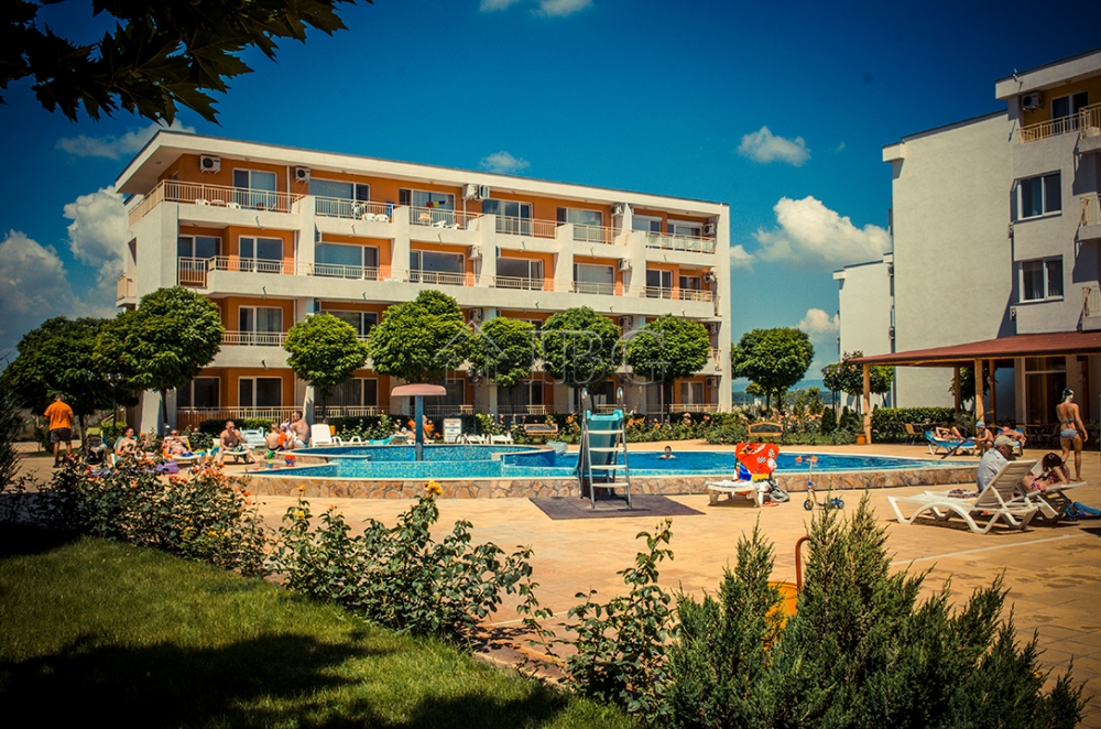 Furnished One Bedroom Apartment In Nessebar Fort Club