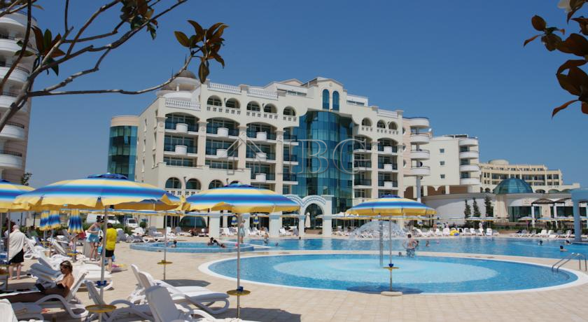 Resale 2 Bedroom Apartment Sunset Resort Pomorie Bulgaria