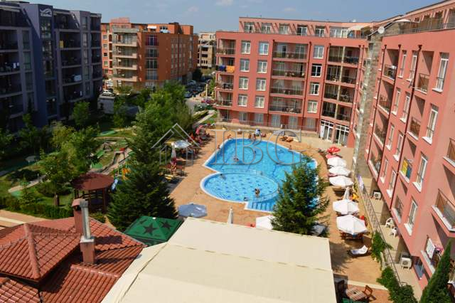 Two Bedroom Apartment For Sale In Rainbow 1 Sunny Beach