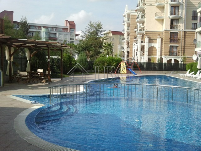 Resale Of A 1 Bedroom Apartment In SolMarine Complex