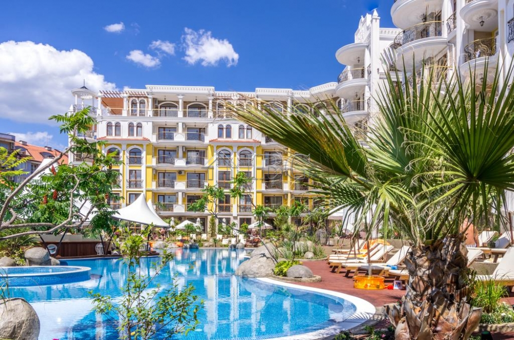 Apartments For Sale In Harmony Suites Monte Carlo Sunny Beach Bulgaria