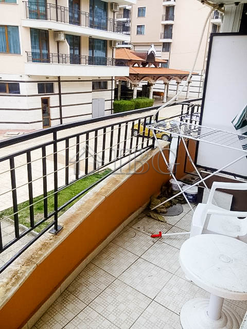 Large Studio For Sale In Sunny Beach 100 Meters From The