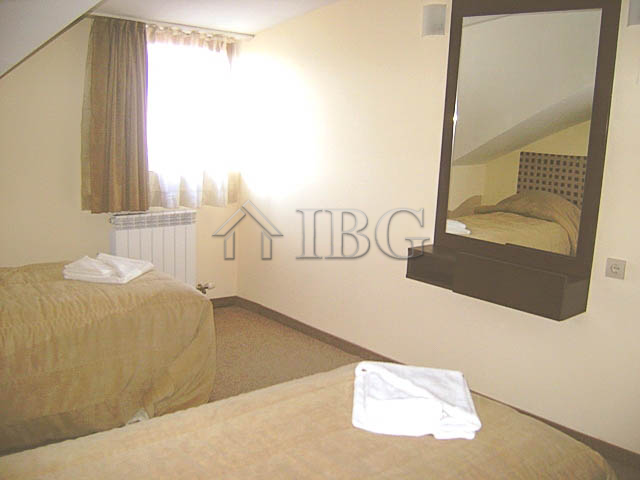 2 Bedroom Apartment With Mountain View In All Seasons Club Bansko Ibg Real Estate