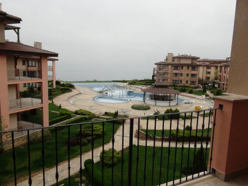 Furnished 2 Bedroom Apartment For Sale With Sea And Pool Views In Kaliakria Garden Kavarna Ibg