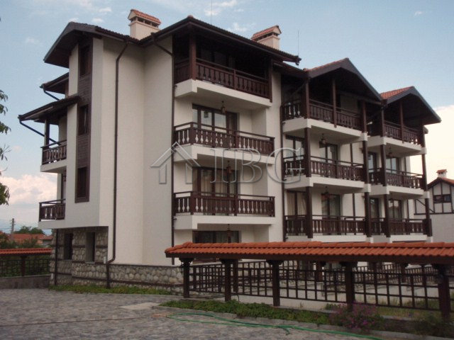 Stylishly furnished 1-bedroom apartment in Mountain Residence 9, Bansko