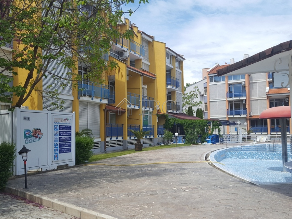 Studio with parking space in Elit 1, Sunny Beach