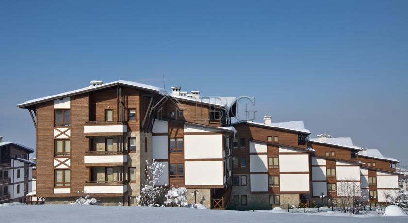 Elegantly furnished 1-bedroom apartment for sale in Green Life Bansko