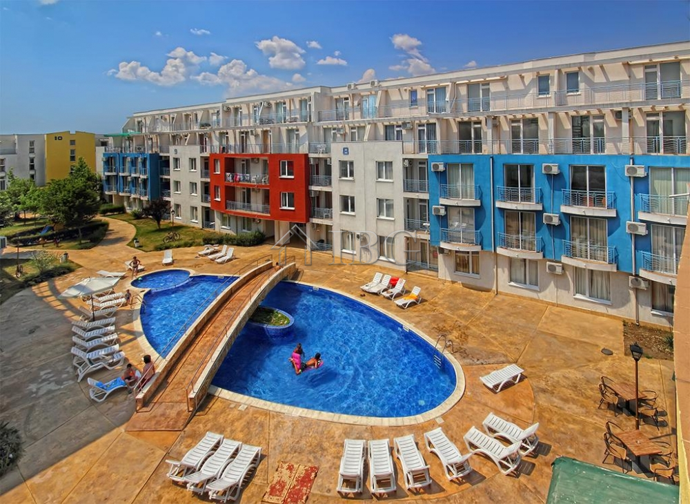 Furnished studio for sale in Sunny Day 3, Sunny Beach