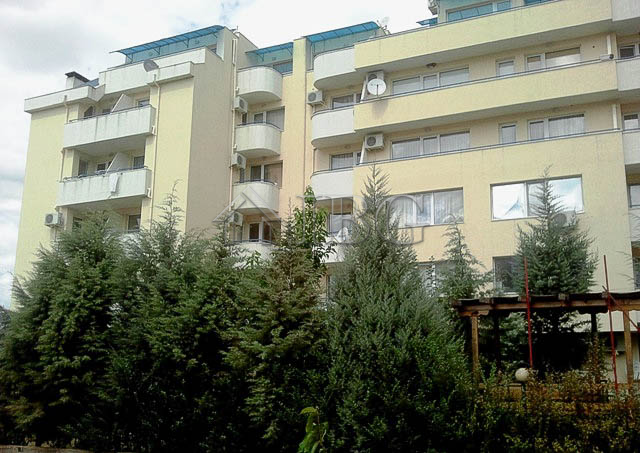 Furnished 1-bedroom apartment in Sunny Beach, without maintenance fee