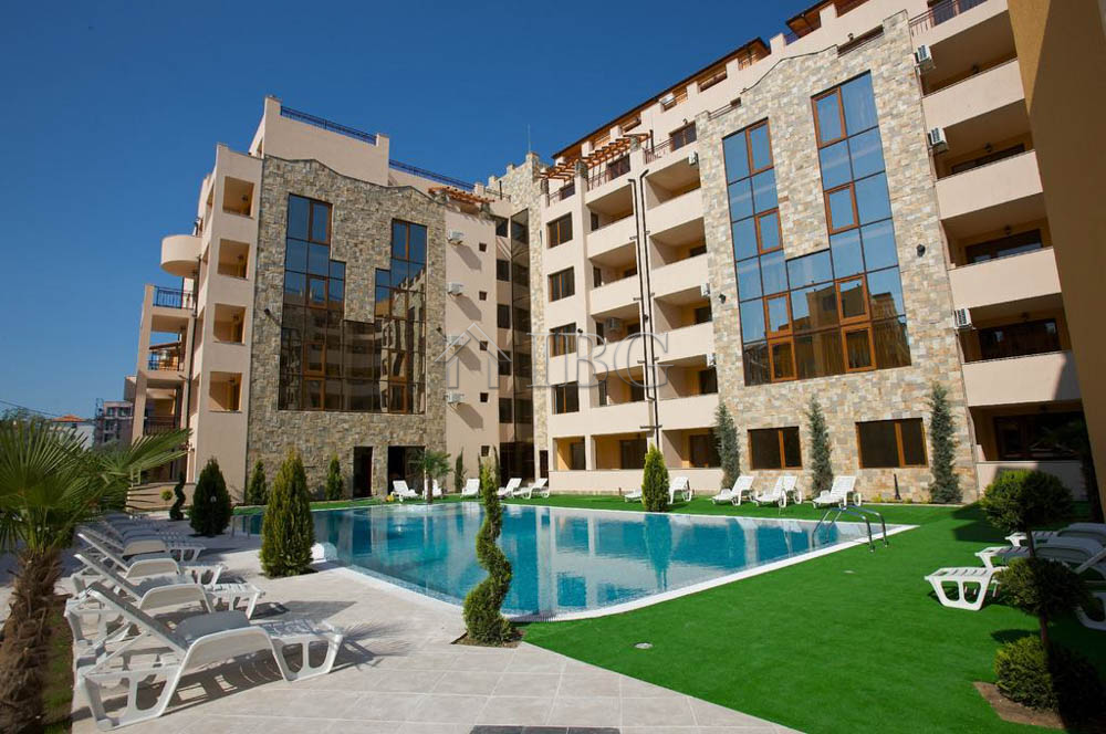 2-bedroom apartment with pool view in Emerald Paradise, Sunny Beach