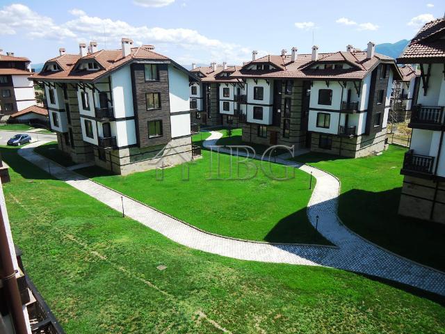 Furnished 2-Bedroom apartment in 3 Mountains Complex Razlog Bansko