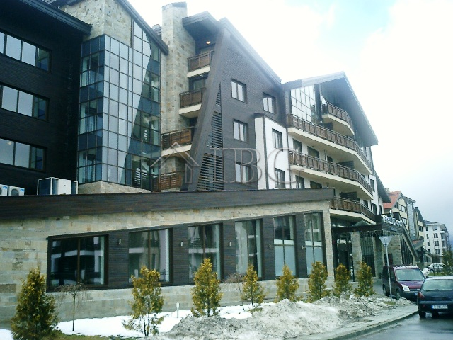 Apartment with 2 bedrooms, 2 bathrooms in Complex Terra****, Bansko