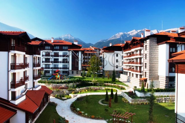 Apartment with 3 bedrooms, 2 bathrooms in Infinity Spa / MR7, Bansko