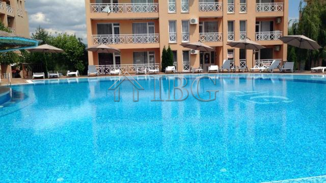 Large studio with pool view for sale in sunny day 6 sunny - Sunny beach pools ...