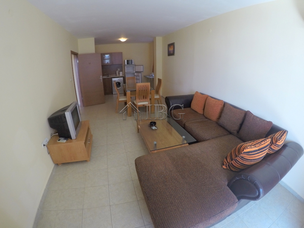 Large 1 Bedroom Apartment In Karolina Sunny Beach 100