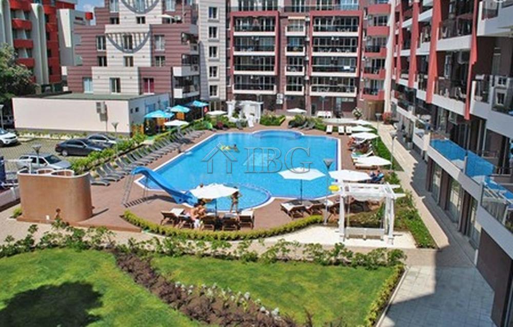 Pool View Studio For Sale In Complex Admiral Plaza