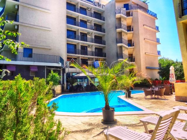 Furnished One Bedroom Apartment In Sapphire Complex Sunny Beach Ibg