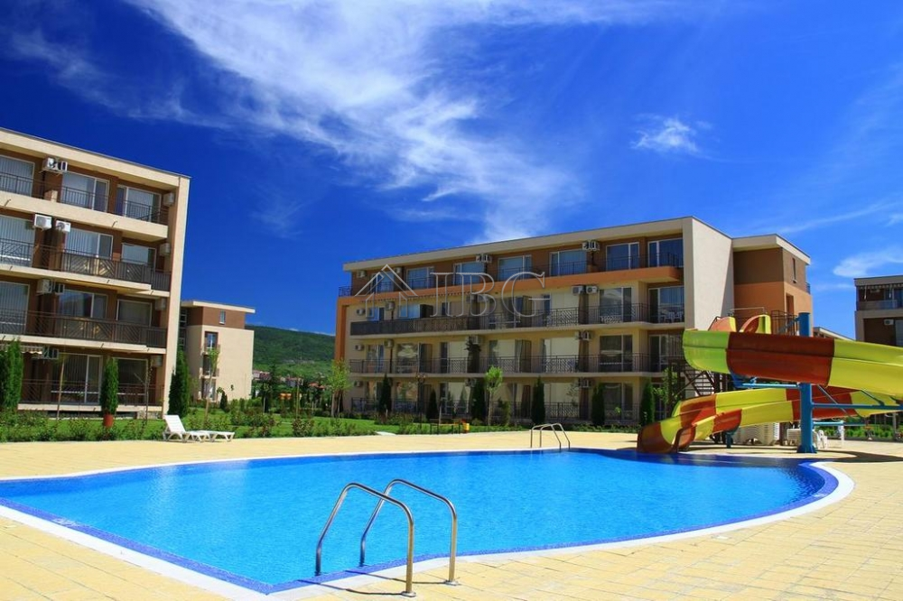 Pool view furnished studio in holiday fort club sunny - Sunny beach pools ...