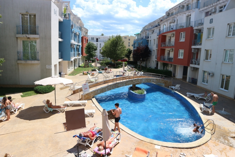 Furnished 2 bedroom apartment in sunny day 3 sunny beach - Sunny beach pools ...