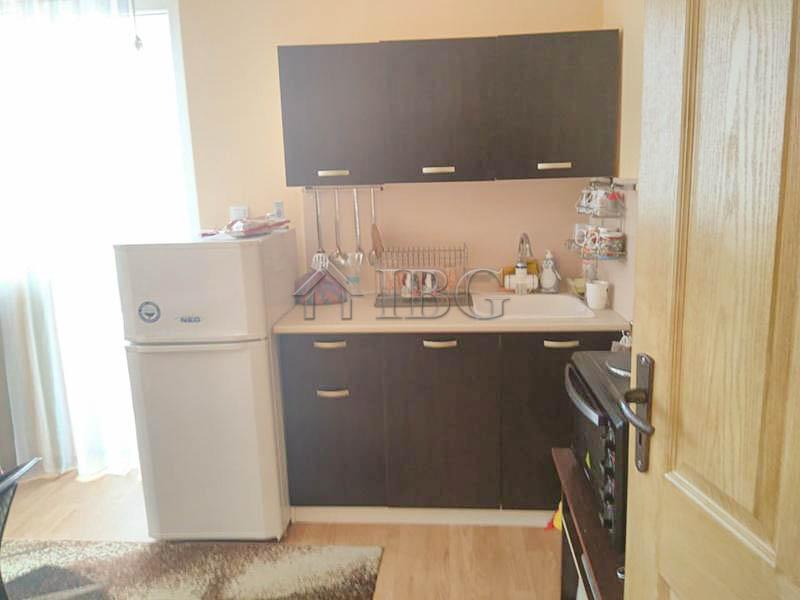 Cozy one-bedroom apartment near Ruse railway station