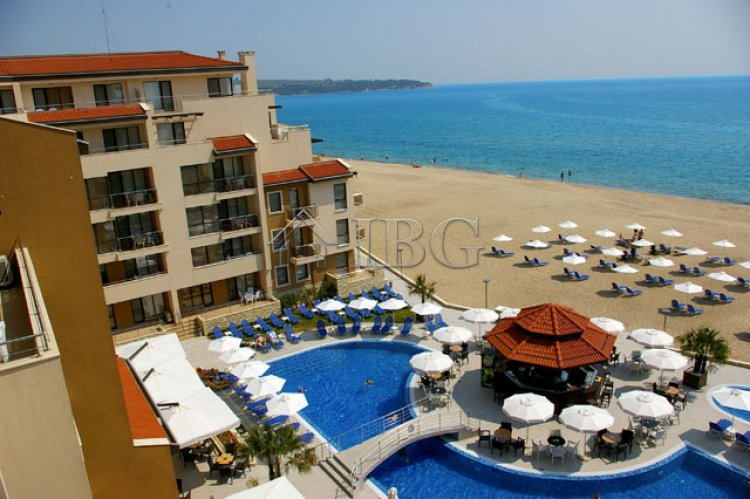 Furnished 1-bedroom apartment in Obzor Beach Resort