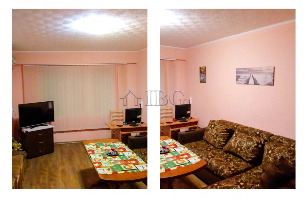 Two bedroom apartment in Charodeyka South, in the town of Rousse