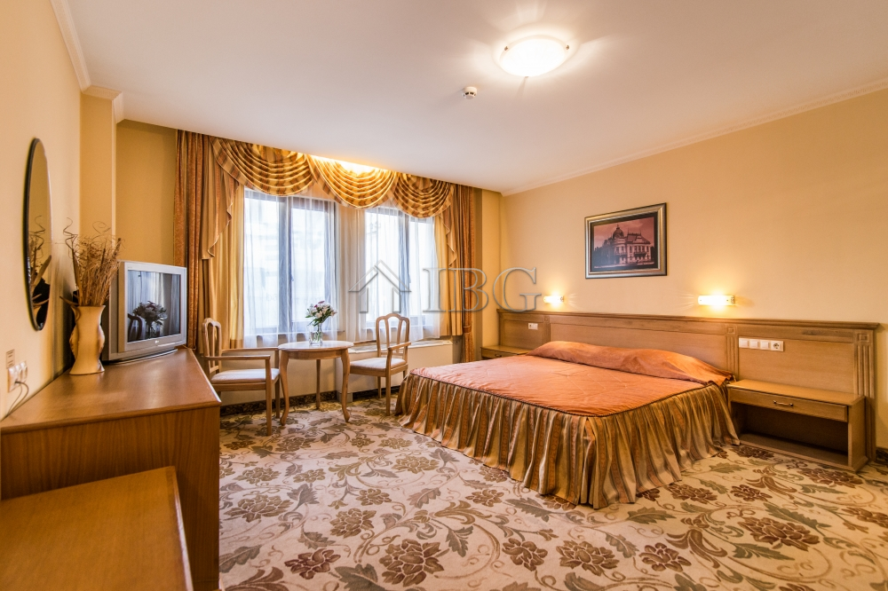 Luxury hotel rooms for rent in the center of Ruse city