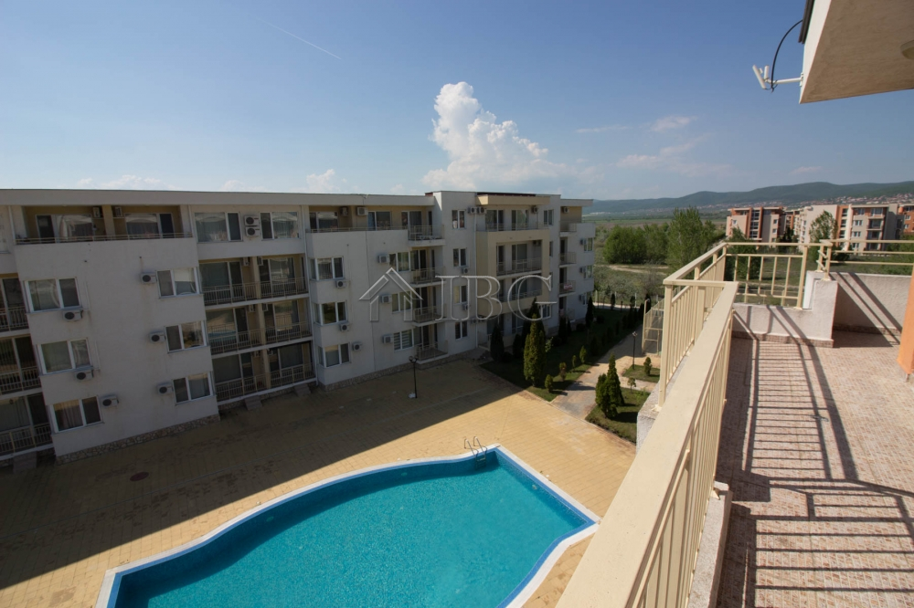 Modern 1 Bedroom Apartment With Pool View In Nessebar Fort Sunny Beach Ibg Real Estate