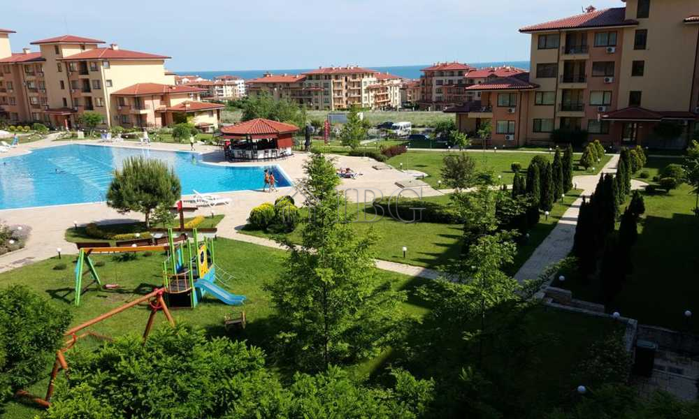 Bulgarien  in Bourgas, St Vlas
