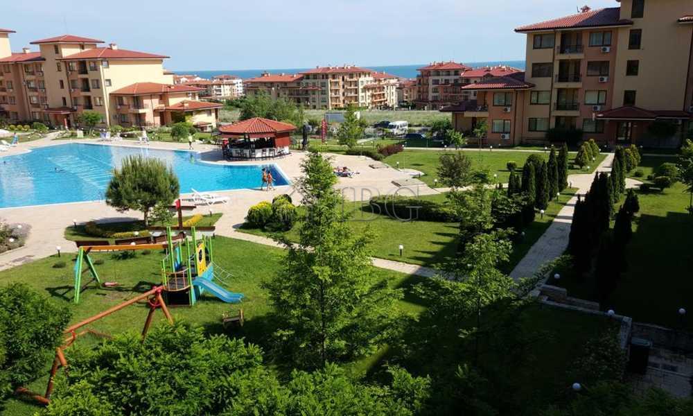 Bulgarie  en Bourgas, St Vlas