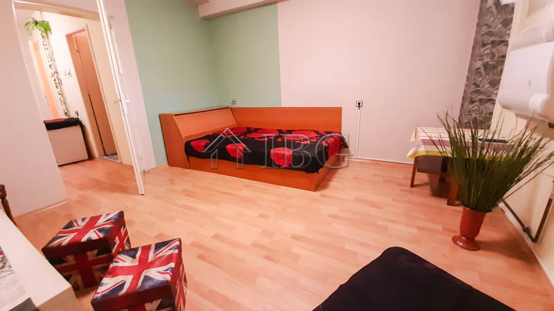 For Rent! Furnished apartment in Drujba 2 quarter of Ruse city