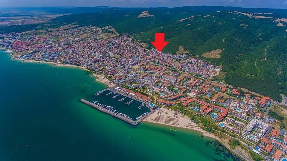 Studio for sale in Sveti Vlas, 600m. to the Beach