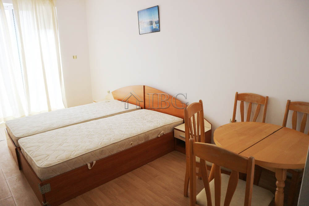 Furnished studio with balcony in Sunny Day 3, Sunny Beach