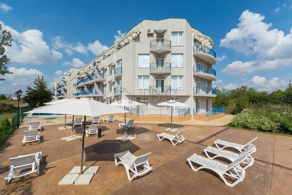 1-bedroom apartment with Pool view in Sunny Day 4, Sunny Beach