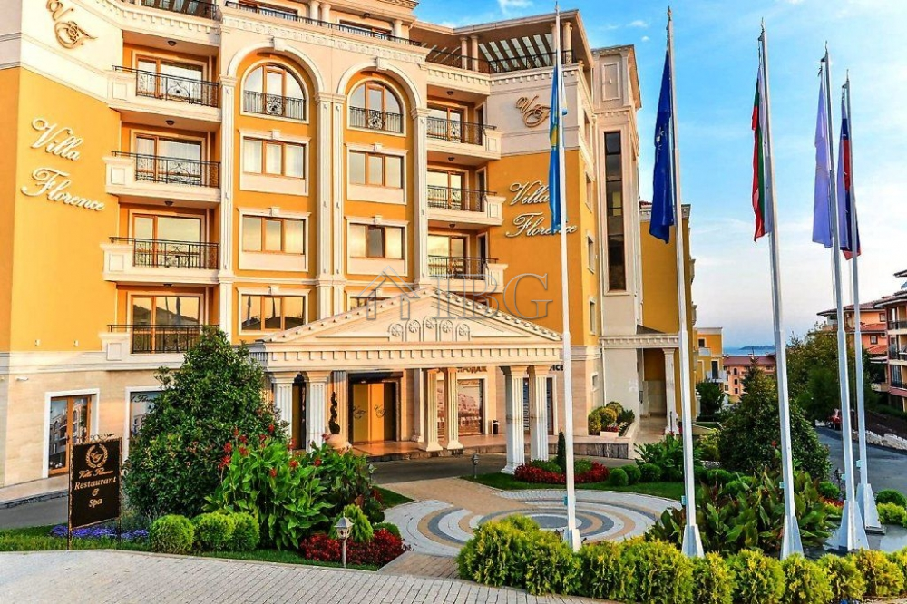 Furnished 1-Bedroom apartment in complex Villa Florence, St.Vlas