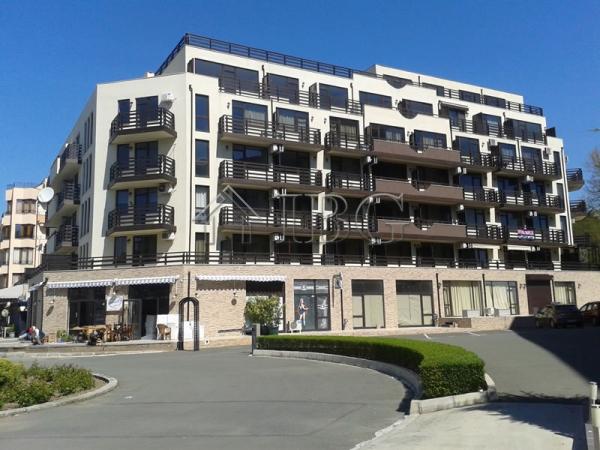 Furnished studio with a balcony in VIGO Beach, Nessebar