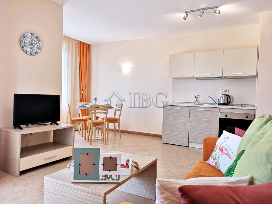 Cozy 1-bedroom apartment in Royal Sun, Sunny Beach