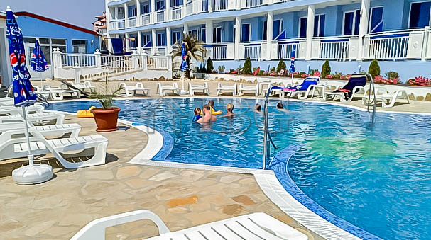 2-Bedroom apartment with panoramic SEA view in Rio, Sunny Beach. No Maintenance Fee!
