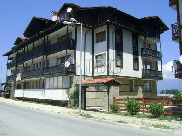 Furnished 1-Bedroom apartment in residential building in Bansko