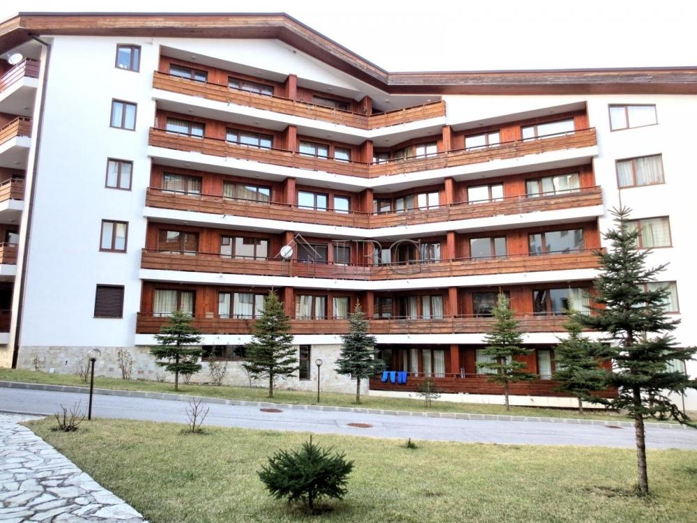1-Bedroom apartment in complex Detelina Residence, Bansko