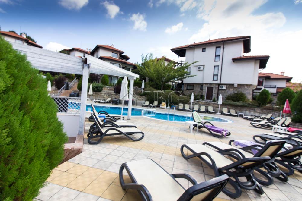 Apartment with 2 bedrooms, 2 � bathrooms, SEA view, Bay View Villas, Kosharitsa