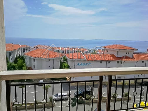 SEA/POOL view apartment with 2 BED, 2 BATH in complex Caprice, Sveti Vlas