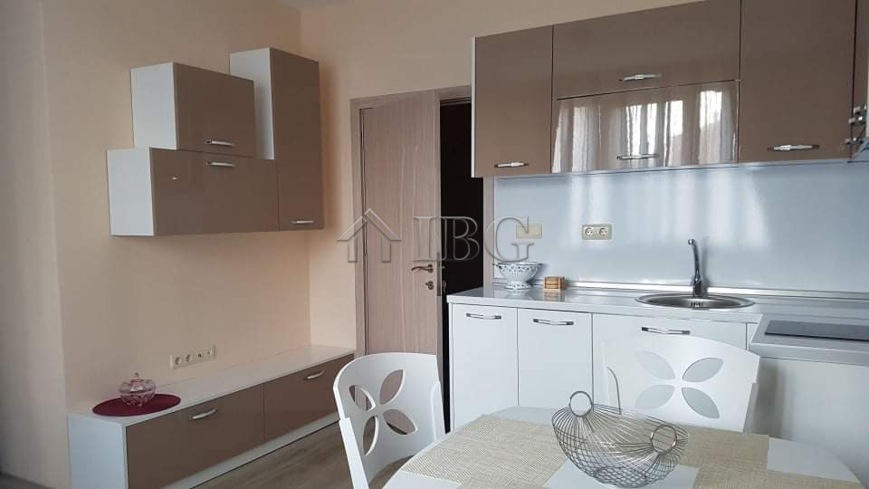 Ground floor 1bedroom apartment with pool view in Apollon IX, Ravda, Bulgaria