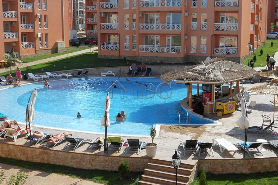 For sale is a Studio with balcony in Sunny Day 6, Sunny Beach