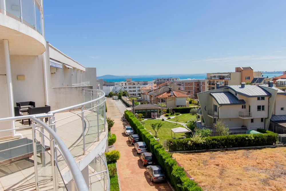 1-bedroom apartment with SEA view in Atlantis Resort  Spa, Sarafovo, Burgas